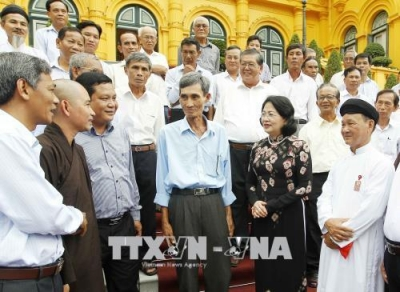 Soc Trang ethnic minority groups praised for contributing to local development