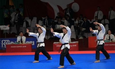 Vietnam wins two bronzes on Asiad day one