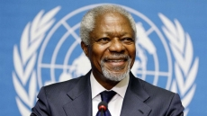 Profile: Former UN chief, Nobel Peace Prize laureate Kofi Annan