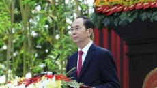Grand ceremony marks President Ton Duc Thang's 130th birthday