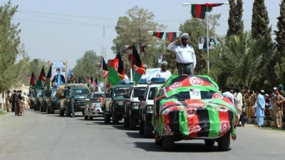 Leaders extend congratulations to Afghanistan on Independence Day