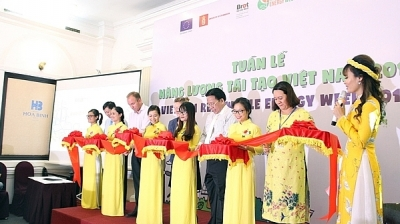 Vietnam renewable energy week gets underway