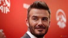 Beckham to receive UEFA President's Award