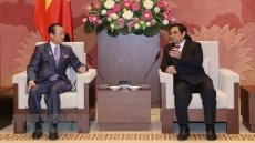 Vietnam, Japan boost parliamentary friendship