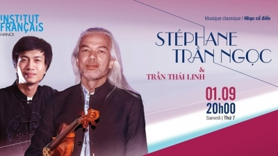 August 27 – September 2: Classical Music with Stéphane Tran Ngoc and Thai Linh
