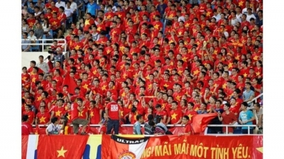 Vietnamese football upbeat about bright future