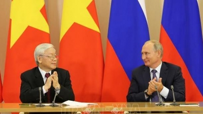 An important milestone in promoting Vietnam-Russia comprehensive strategic partnership