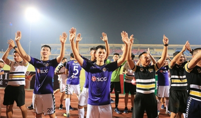 V.League Review: Hanoi FC make history with early title