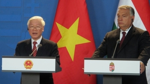 Fostering comprehensive Vietnam-Hungary relations