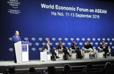 World Economic Forum on ASEAN 2018 comes to a close