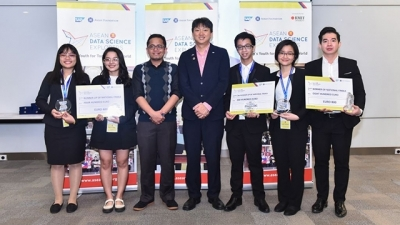 National finalists of ASEAN Data Science Explorers announced