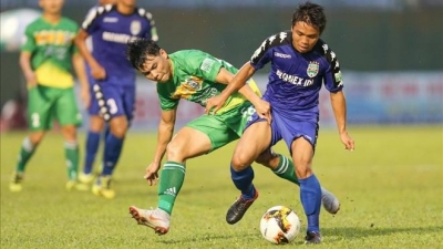 V.League: Patiyo misses penalty, XSKT Can Tho continue to sink into crisis