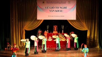 Vietnam Stage Day celebrated