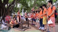 Ninh Thuan culture featured at Mid-Autumn Festival in Hanoi