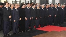 Party, State, NA, Government leaders pay tribute to President Quang
