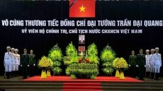 President Tran Dai Quang and the cause of protection of security, social order