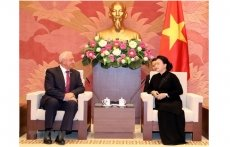 Vietnam values traditional ties with Belarus: Top legislator
