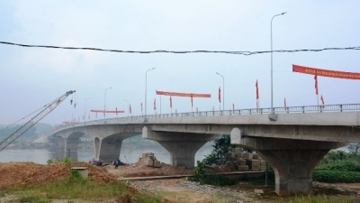 Yen Bai: Tuan Quan bridge begins trial operation