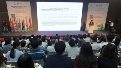Binh Duong hosts 10th WTA University Presidents' Forum