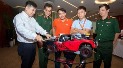 Vietnam's self-propelled auto vehicle programming contest launched on regional scale