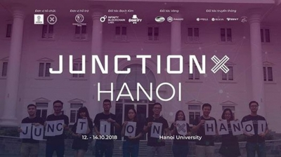 JunctionxHanoi 2018 kicks off