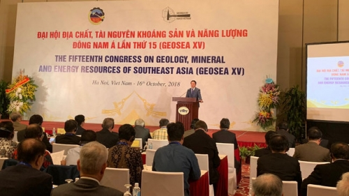 Southeast Asian geological and energy congress held in Hanoi