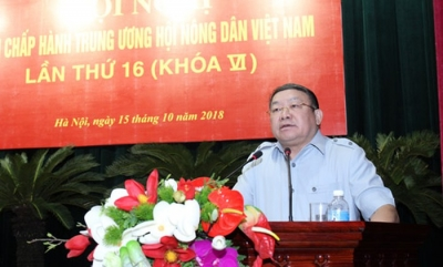 Vietnam Farmers' Union Central Committee convenes meeting