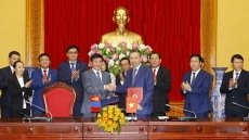 Vietnam, Mongolia to strengthen cooperation in crime combat