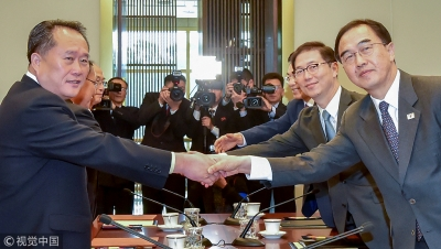 RoK, DPRK, UN Command consult on disarming JSA in border area