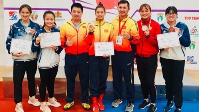 Vietnamese boxer wins gold at international tournament in Bulgaria