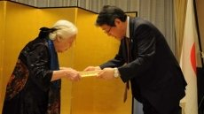 Vietnamese professor honoured by Japanese Foreign Ministry