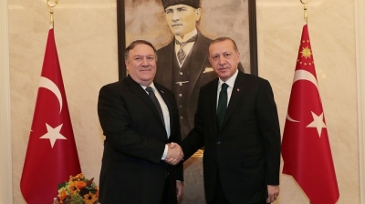 Turkey and US work to heal cracks in bilateral relations