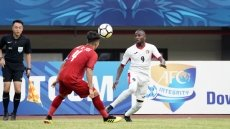 Vietnam fight hard to progress at AFC U19 championship