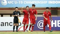 Vietnam lose 1-2 to Jordan at AFC U19 championship