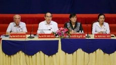 HCMC Secretary listens to voters in District 2