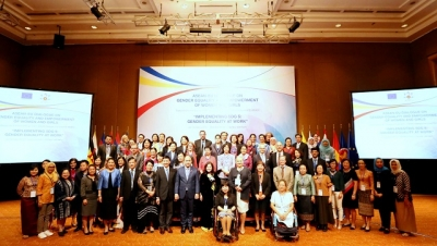 ASEAN, EU hold dialogue on gender equality and women empowerment