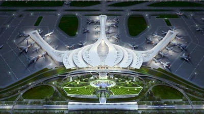 Long Thanh among CNN list of 16 most exciting airport projects