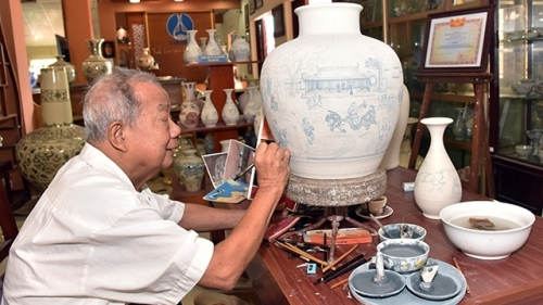 Chu Dau pottery - the journey to maintain Vietnamese cultural quintessence