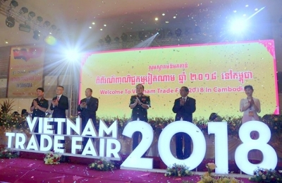 Fair to enhance Vietnam – Cambodia trade cooperation