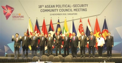 ASEAN enhances solidarity to deal with security challenges