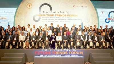 Vietnam hosts health sector's 11th Asia-Pacific Future Trends Forum