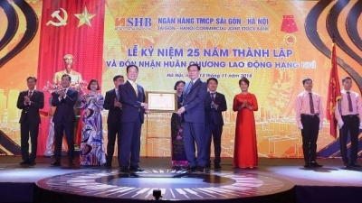 SHB honoured with second Labour Order