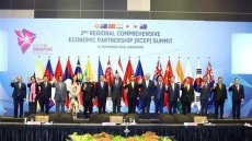 PM attends 2nd RCEP leaders' meeting