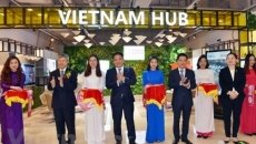 Vietnam trade promotion area launched in Shanghai