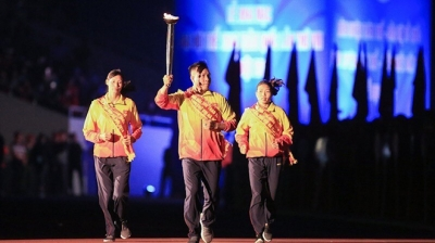 Eighth National Games open in Hanoi