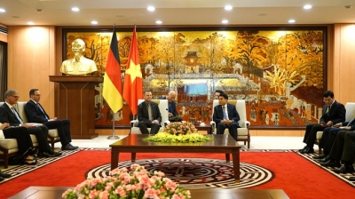 Leipzig delegation seeks investment opportunities in Hanoi