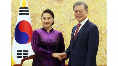 Vietnam, RoK urged to enhance cooperation in diplomacy, security, defence