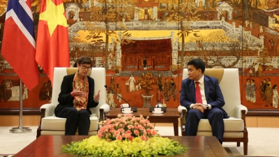 Norway willing to share experience of clean energy development with Hanoi