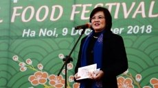 Cuisine festival helps introduce Vietnam's images to int'l friends