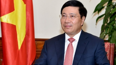 Deputy PM Pham Binh Minh to pay official visit to Laos